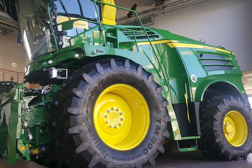 John Deere in Mannheim – Riesen der Landwirtschaft
