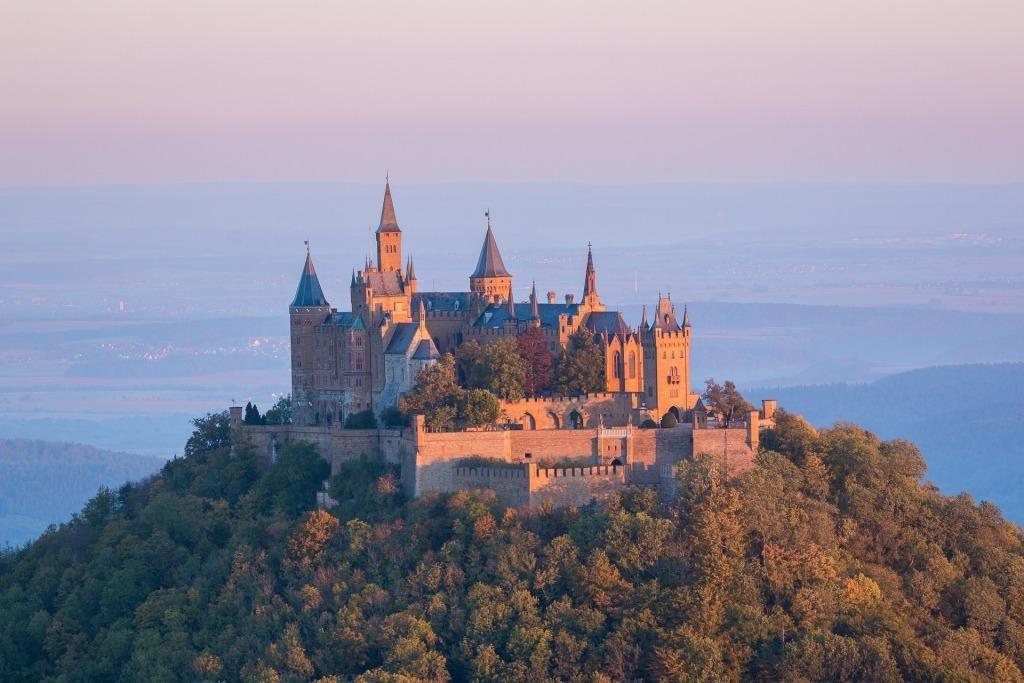 Ausflug zur Burg Hohenzollern
