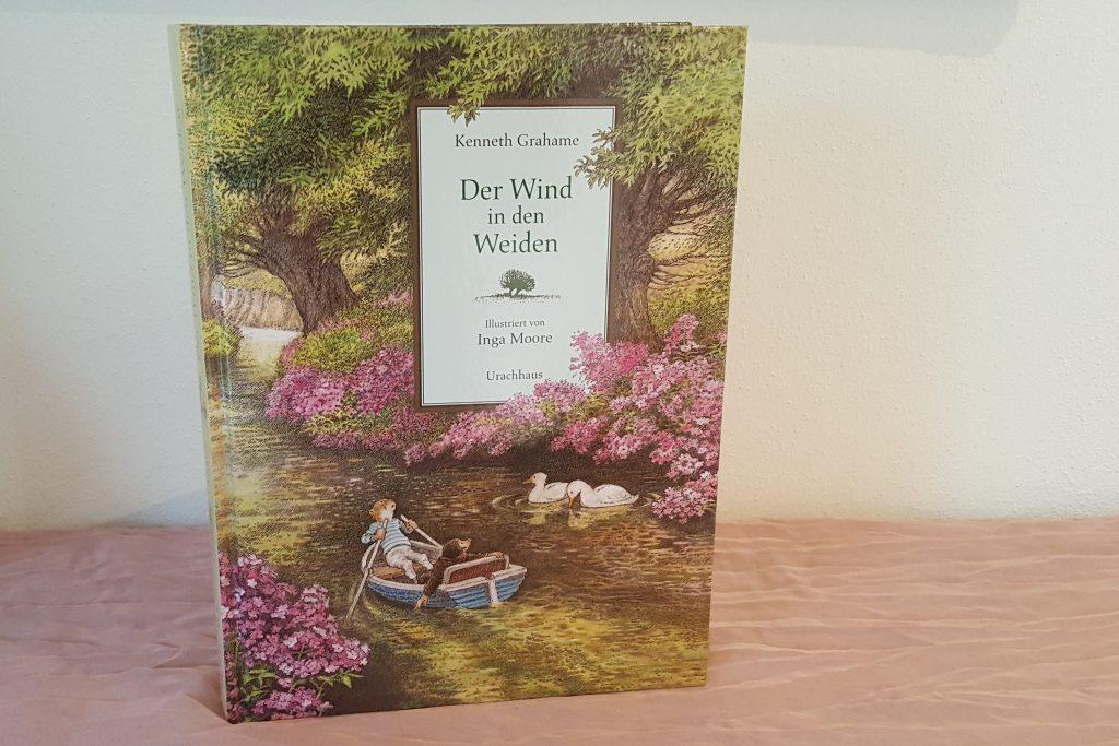 """Buch-Tipp von 5 bis 10 """"Der Wind in den Weiden"""""""