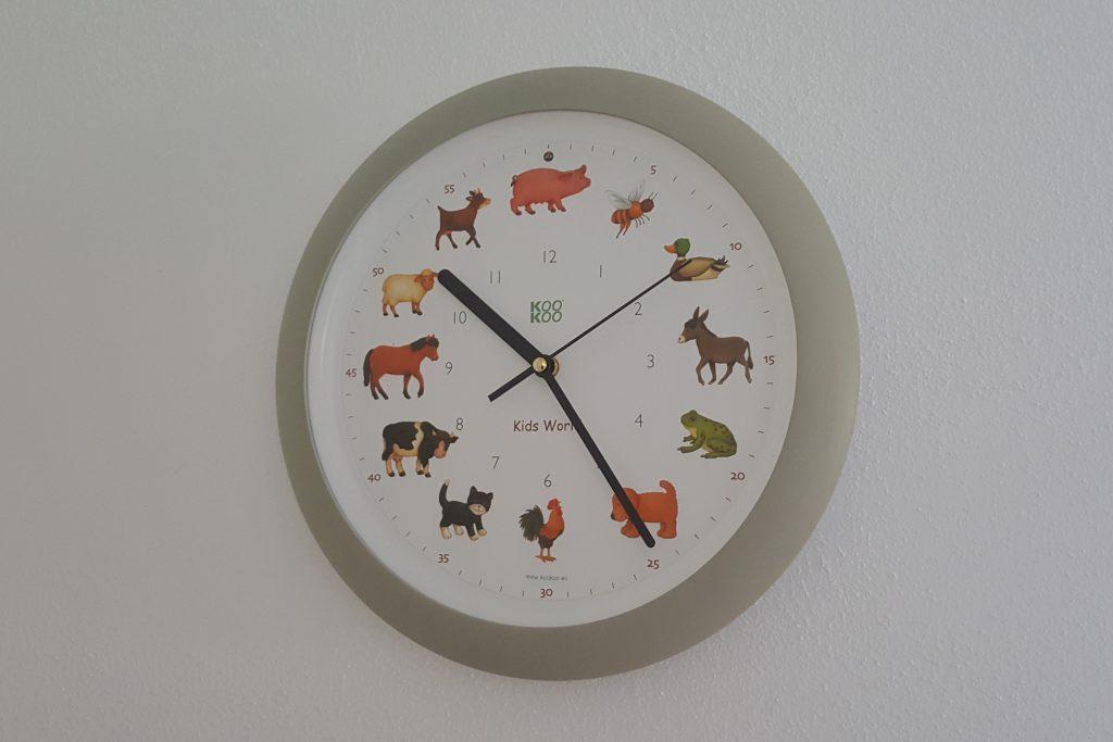 Wir hören die Zeit – Unsere KooKoo-Wanduhr