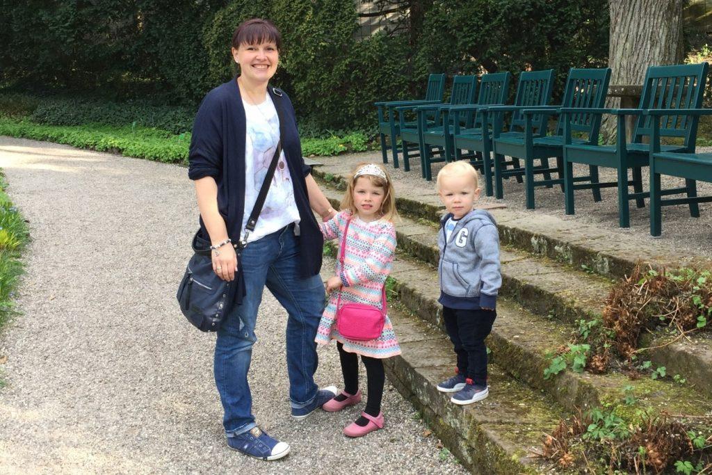 """Simone aus Weinheim: """"Kinderlachen macht glücklich."""""""