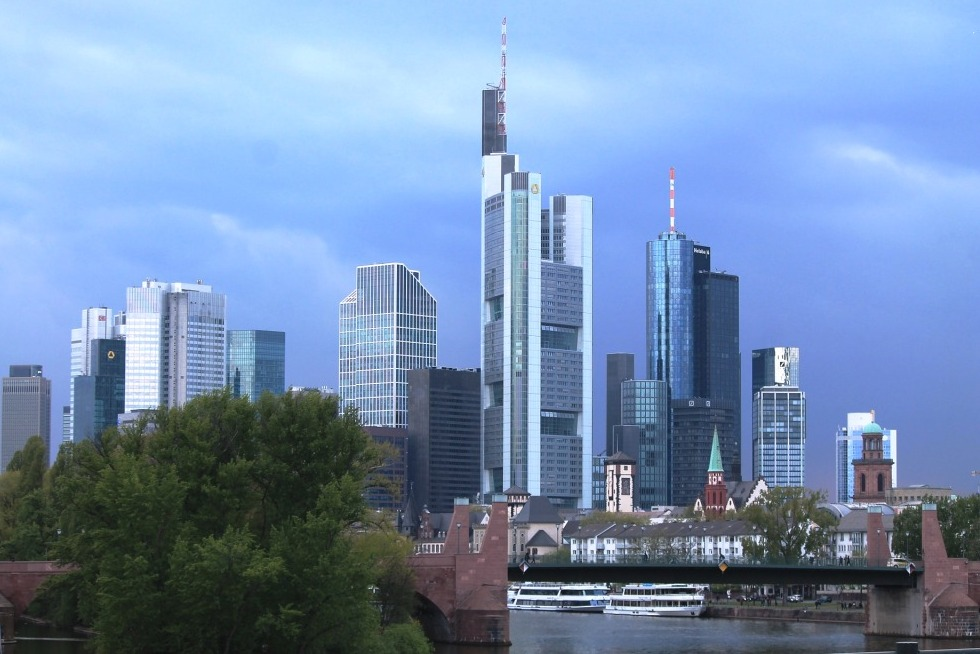 Familienzeit in Frankfurt