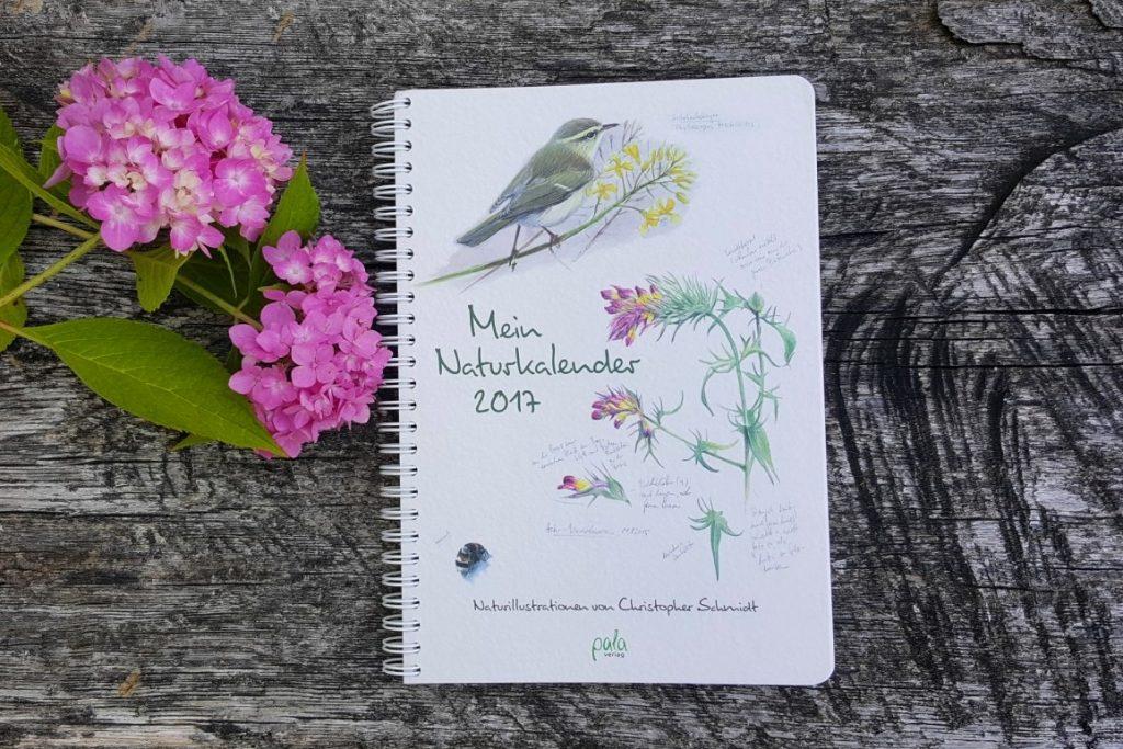 Zauberhafte Naturkalender