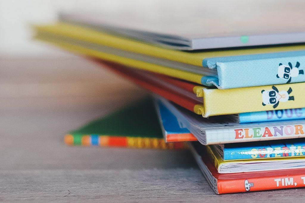Personalisierte Bücher zum Schulanfang