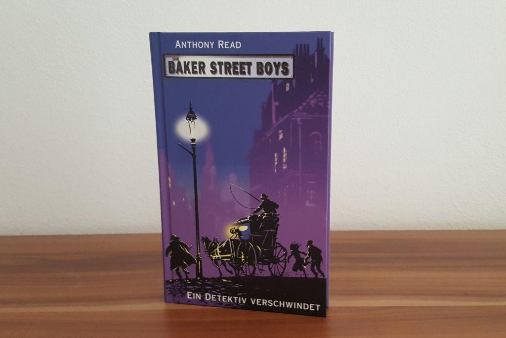 Buch-Tipp: Die Abenteuer der Baker Street Boys