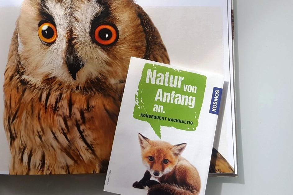 Aus dem Kosmos Verlag: Das klügere Buch ist nachhaltig