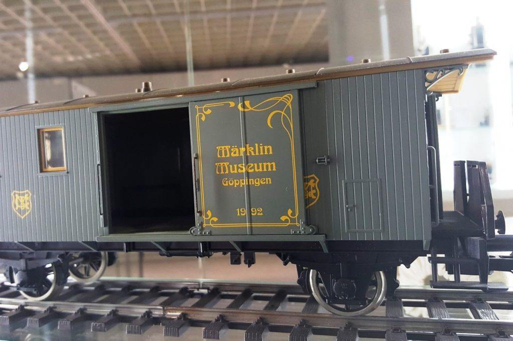 Das Märklin-Museum in Göppingen