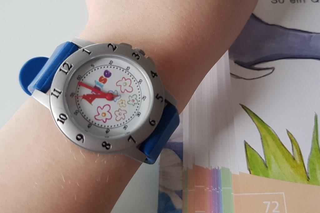 Personalisierte Armbanduhr für Kinder