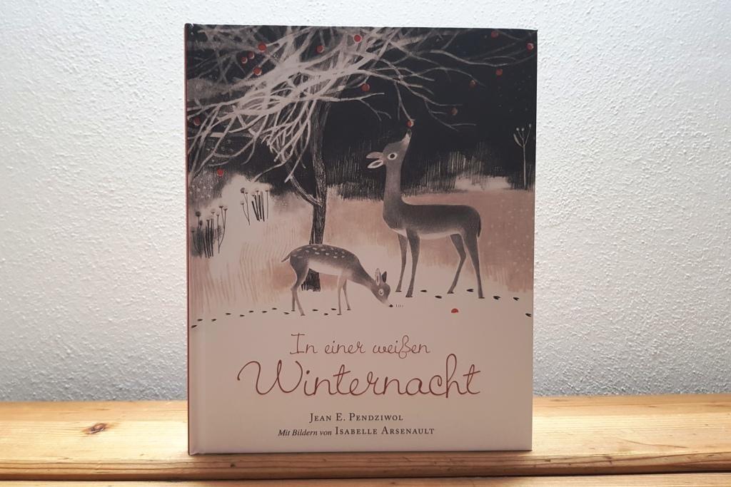Buch-Tipp: Die Magie einer weißen Winternacht