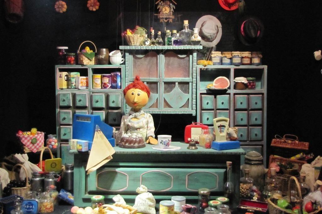 Besuch der Augsburger Puppenkiste