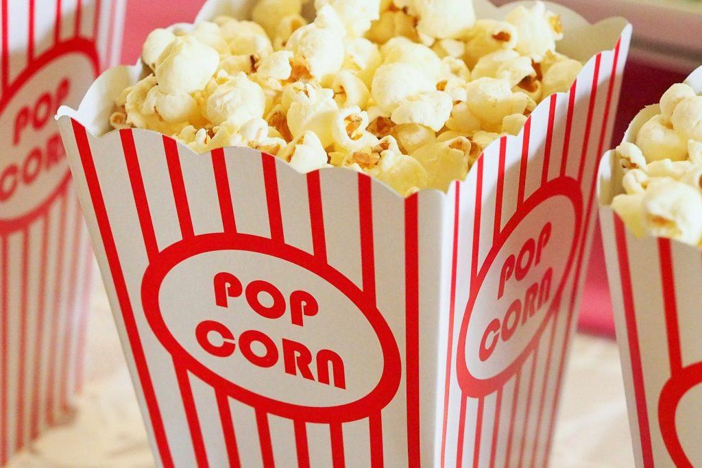Popcorn aus der eigenen Maschine