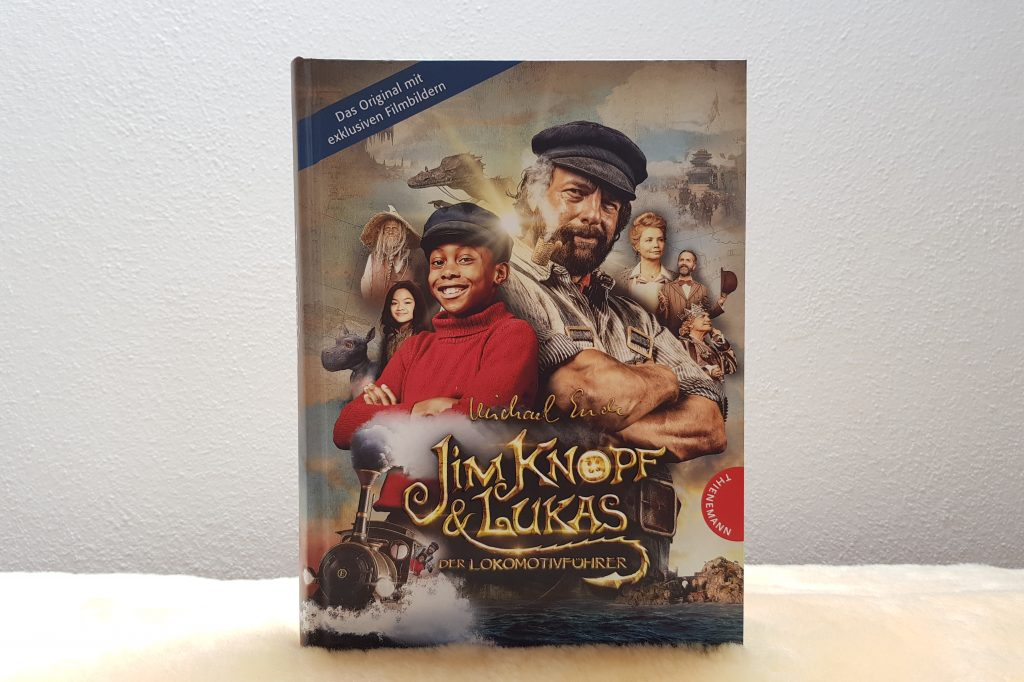 "Klassikerausgabe ""Jim Knopf & Lukas der Lokomotivführer"""