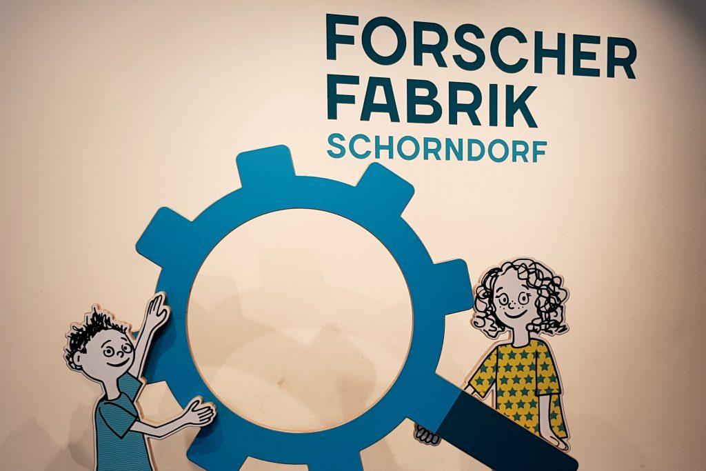 Die Forscherfabrik in Schorndorf