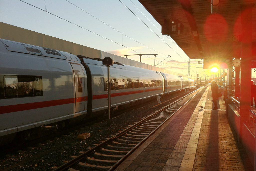 Die Deutsche Bahn: City-Ticket & Super-Sparpreis