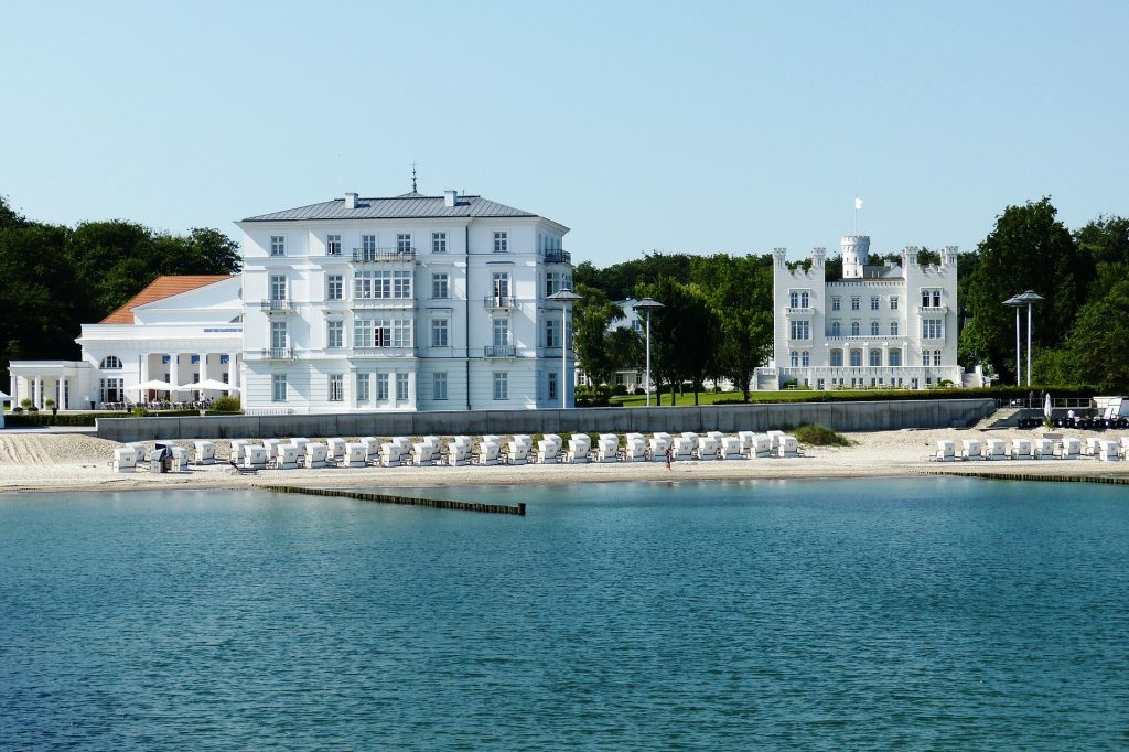 Secret Places: Das Grand Hotel Heiligendamm