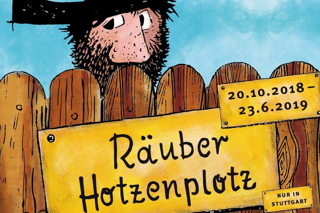 Der Räuber Hotzenplotz in Stuttgart