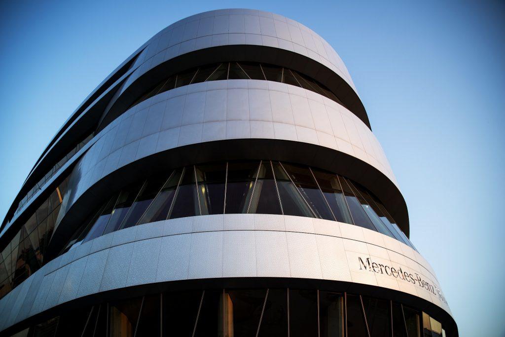 Das Mercedes-Benz Museum Stuttgart