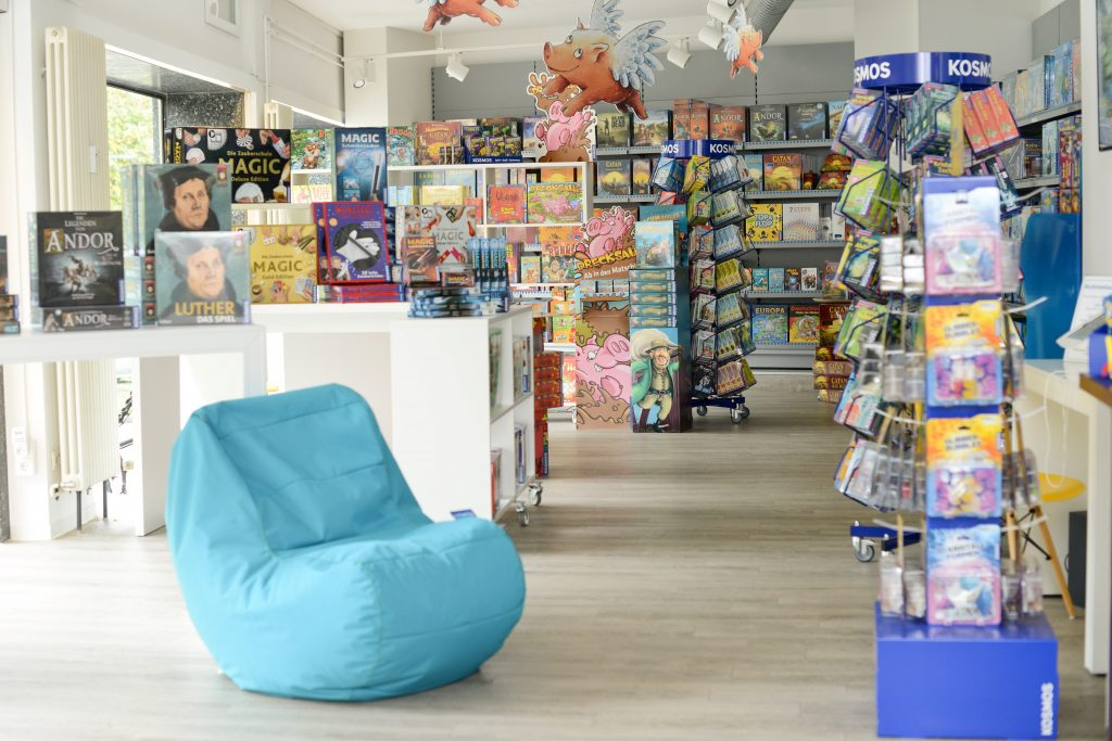 Der Kosmos Shop Stuttgart