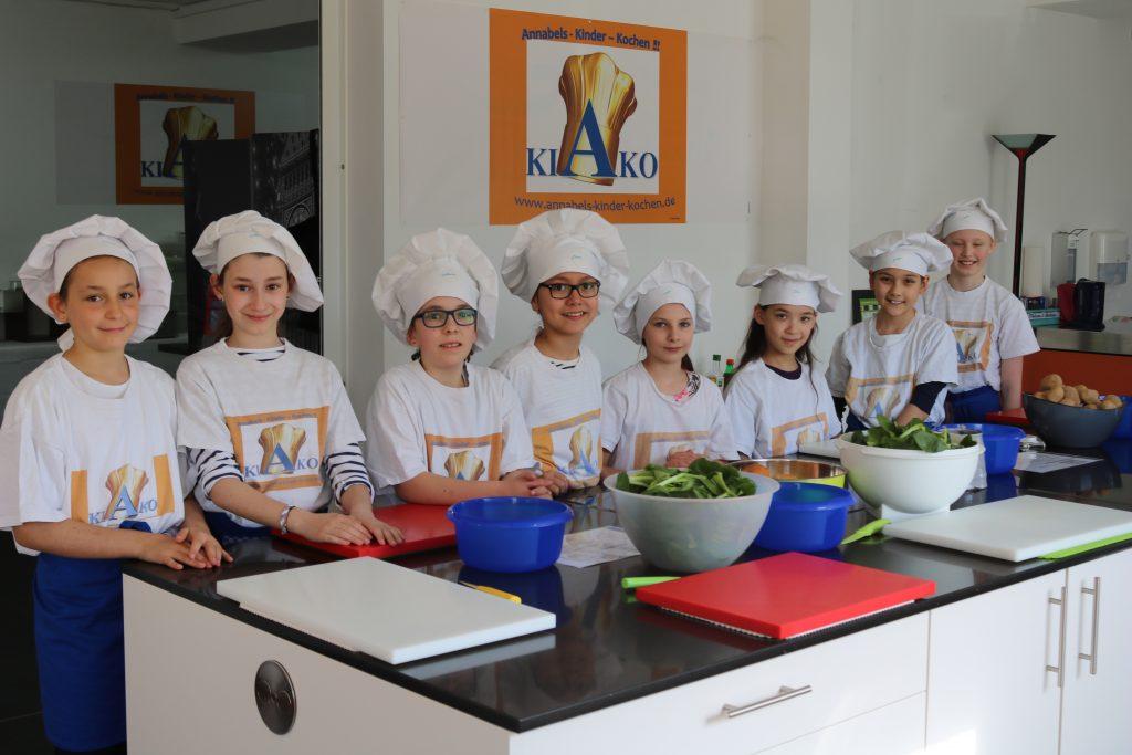 Kochkurse für kreative Kids