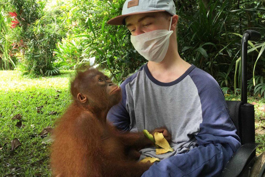 Benni Overs großes Herzensprojekt: Die Rettung der Orang-Utans