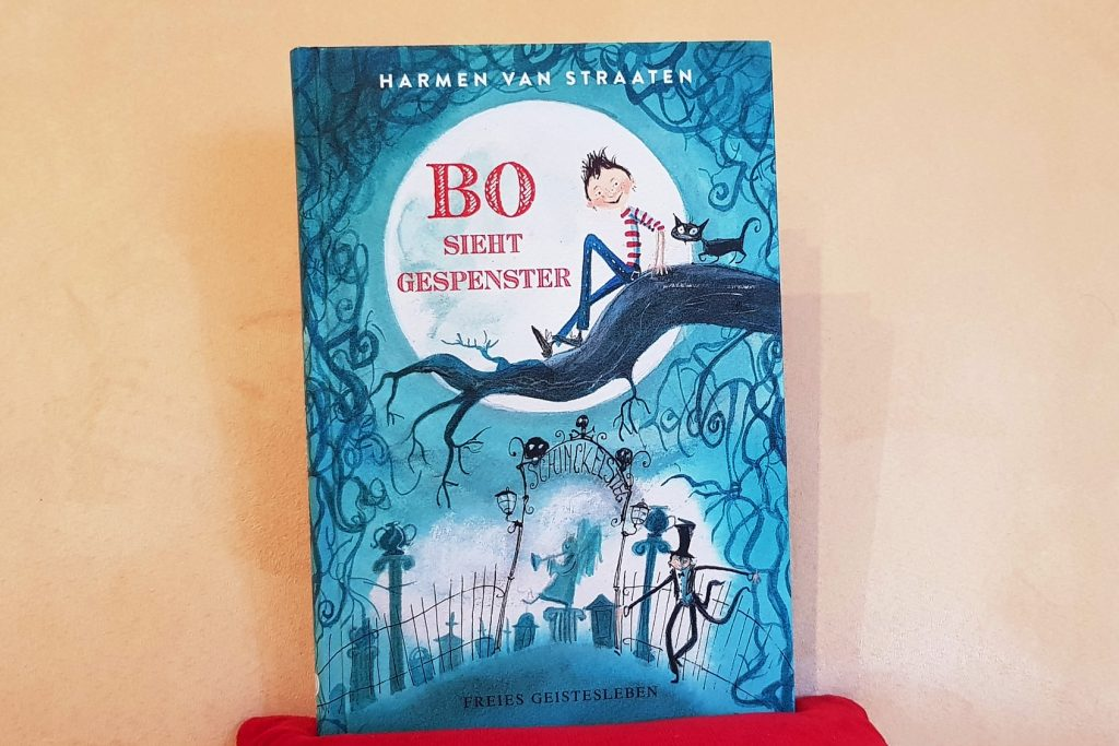 Lesetipp: Bo sieht Gespenster
