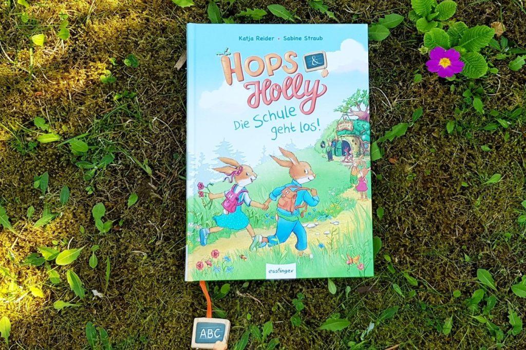 Buchtipp zu Ostern: Hops & Holly
