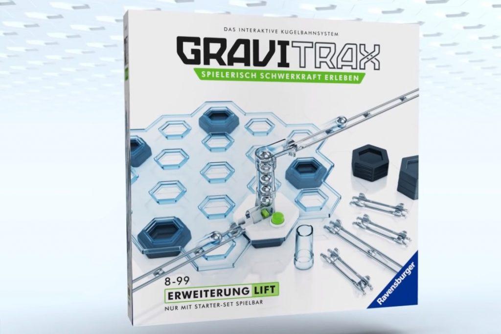 GraviTrax – Die coole Kugelbahn