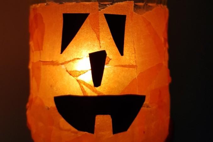 Happy Halloween-Deko