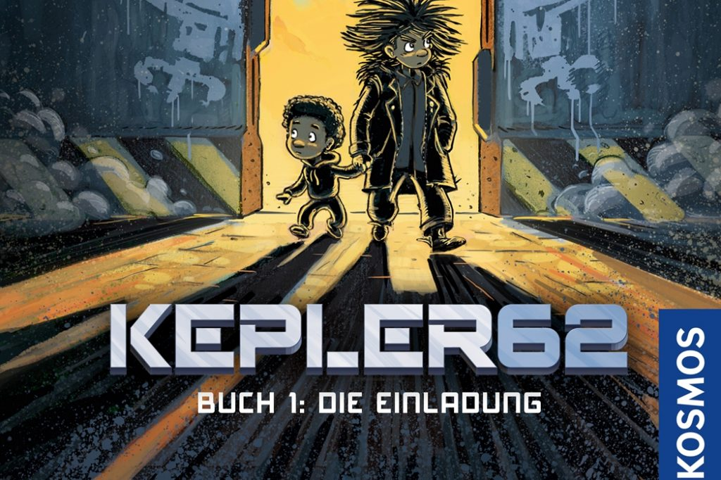 Science Fiction für Kinder: Kepler62