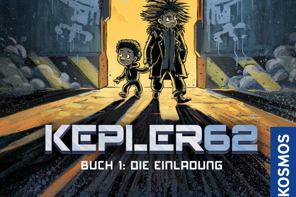 Science Fiction für Kinder: Kepler62