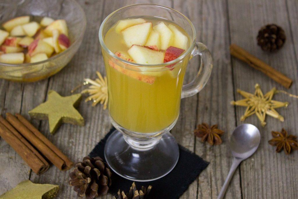 Apfelsaft selbst gemacht