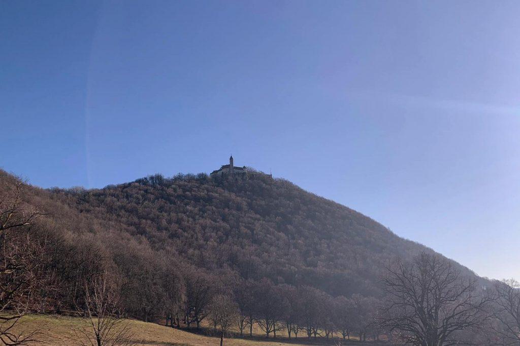 Wanderung zur Burg Teck