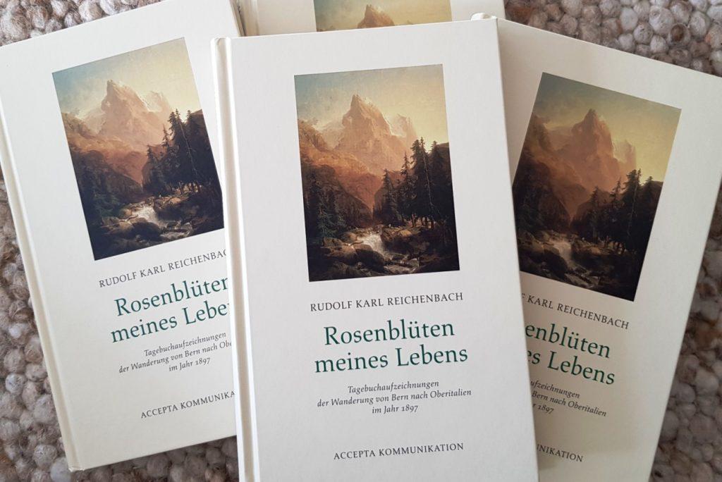 Neu: Das Wandertagebuch meines Ur-Ur-Großvaters