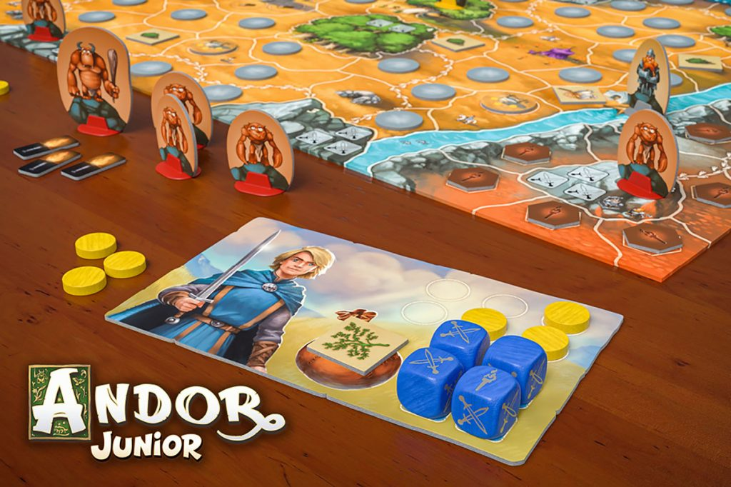 Beschützt das Land Andor!