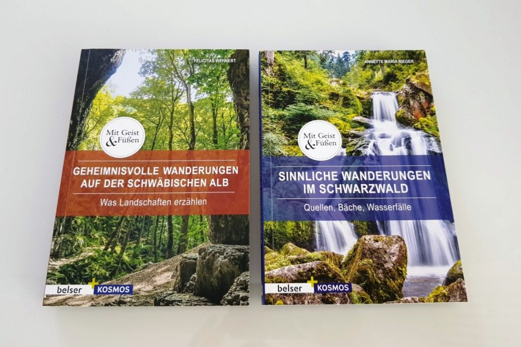 Mit Geist & Füßen: Schwäbische Alb & Schwarzwald