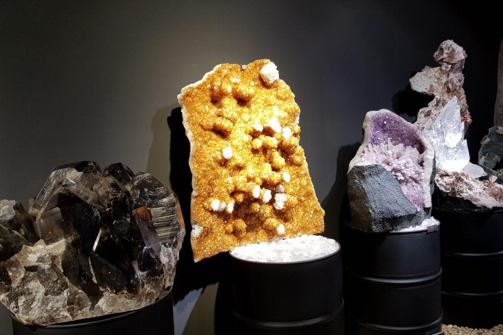 Beeindruckendes Museum: Die Welt der Kristalle