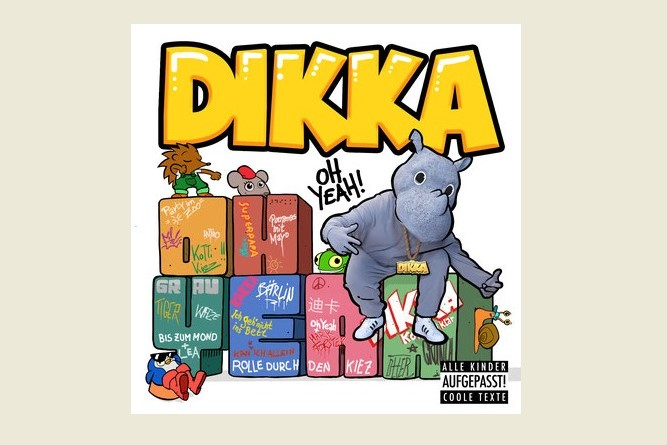 Dikka – Oh yeah! Cooler HipHop für Kids