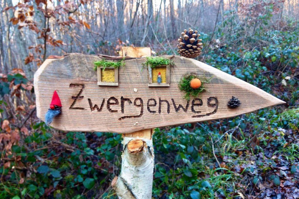 Der Zwergenweg in Ebersbach