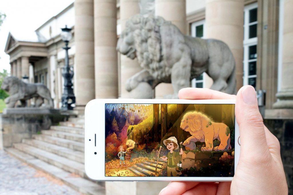 Museum Schloss Rosenstein goes digital
